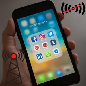 Sygnał GSM w Aleksandrowie