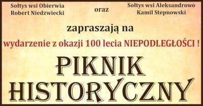 Piknik Historyczny 15.09.2018