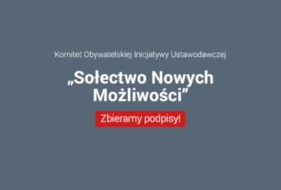 """sołtysowi ust kneblować nie wolno – jeszcze raz o inicjatywie obywatelskiej """"sołectwo nowych możliwości"""""""