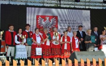 Dożynki województwa mazowieckiego - Otwock 04.09.2016