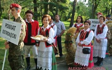 Dożynki województwa mazowieckiego Otwock 04.09.2016