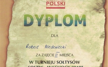 Turniej Sołtysów w Wąchocku 2018