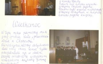 Kronika parafii Obierwia (1991 - 2017)