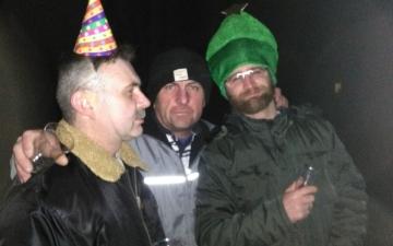Sylwester w Aleksandrowie 31.12.2016
