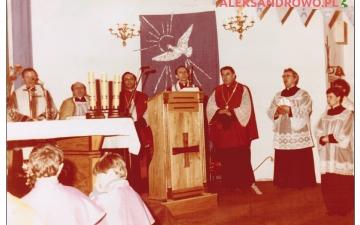 Nawiedzenie obrazu Matki Boskiej 1986