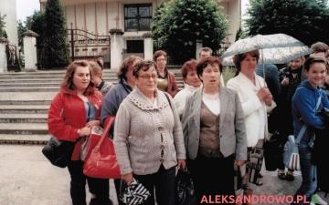 Pielgrzymka parafii Obierwia 18.06.2012
