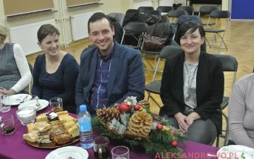 Zebranie sołeckie połączone ze spotkaniem wigilijnym 17.12.2016