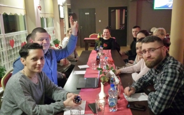 Zebranie założycielskie Stowarzyszenia